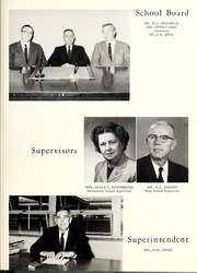 Page 11, 1962 Edition, King High School - Cabin Yearbook (King, NC) online yearbook collection