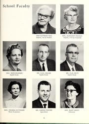 Page 13, 1962 Edition, King High School - Cabin Yearbook (King, NC) online yearbook collection
