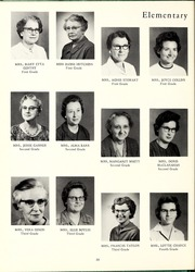 Page 14, 1962 Edition, King High School - Cabin Yearbook (King, NC) online yearbook collection
