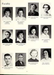 Page 15, 1962 Edition, King High School - Cabin Yearbook (King, NC) online yearbook collection