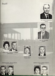 Page 7, 1962 Edition, King High School - Cabin Yearbook (King, NC) online yearbook collection