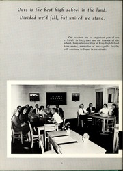 Page 8, 1962 Edition, King High School - Cabin Yearbook (King, NC) online yearbook collection