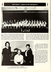 Page 10, 1964 Edition, King High School - Cabin Yearbook (King, NC) online yearbook collection