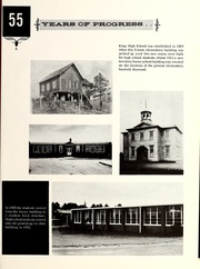 Page 7, 1964 Edition, King High School - Cabin Yearbook (King, NC) online yearbook collection