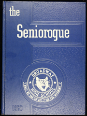 Page 1, 1963 Edition, Broadway High School - Seniorogue Yearbook (Broadway, NC) online yearbook collection