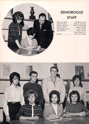 Page 10, 1963 Edition, Broadway High School - Seniorogue Yearbook (Broadway, NC) online yearbook collection