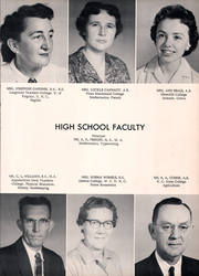 Page 13, 1963 Edition, Broadway High School - Seniorogue Yearbook (Broadway, NC) online yearbook collection