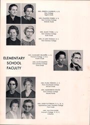 Page 14, 1963 Edition, Broadway High School - Seniorogue Yearbook (Broadway, NC) online yearbook collection