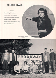 Page 15, 1963 Edition, Broadway High School - Seniorogue Yearbook (Broadway, NC) online yearbook collection