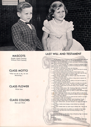 Page 16, 1963 Edition, Broadway High School - Seniorogue Yearbook (Broadway, NC) online yearbook collection