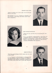 Page 17, 1963 Edition, Broadway High School - Seniorogue Yearbook (Broadway, NC) online yearbook collection