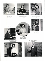 Page 12, 1966 Edition, Broadway High School - Seniorogue Yearbook (Broadway, NC) online yearbook collection