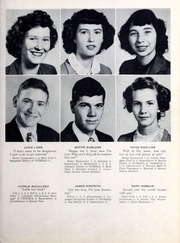 Page 17, 1950 Edition, Glenwood High School - Nushka Yearbook (Glenwood, NC) online yearbook collection