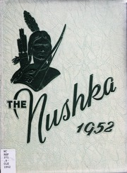 Glenwood High School - Nushka Yearbook (Glenwood, NC) online yearbook collection, 1952 Edition, Page 1