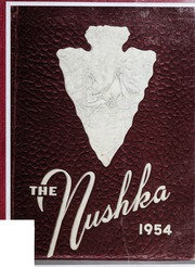 Glenwood High School - Nushka Yearbook (Glenwood, NC) online yearbook collection, 1954 Edition, Page 1