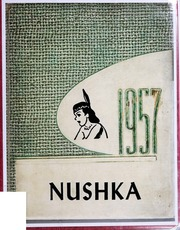 Page 1, 1957 Edition, Glenwood High School - Nushka Yearbook (Glenwood, NC) online yearbook collection