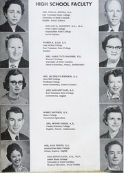 Page 12, 1957 Edition, Glenwood High School - Nushka Yearbook (Glenwood, NC) online yearbook collection