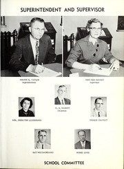 Page 11, 1958 Edition, Glenwood High School - Nushka Yearbook (Glenwood, NC) online yearbook collection