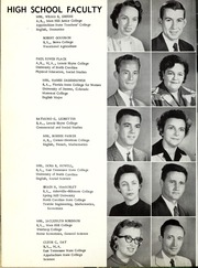 Page 12, 1958 Edition, Glenwood High School - Nushka Yearbook (Glenwood, NC) online yearbook collection
