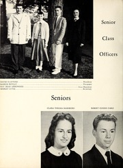 Page 14, 1959 Edition, Glenwood High School - Nushka Yearbook (Glenwood, NC) online yearbook collection
