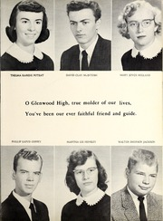 Page 15, 1959 Edition, Glenwood High School - Nushka Yearbook (Glenwood, NC) online yearbook collection