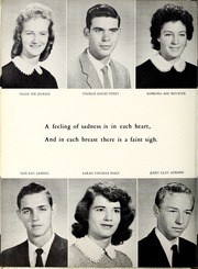 Page 20, 1959 Edition, Glenwood High School - Nushka Yearbook (Glenwood, NC) online yearbook collection