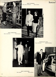 Page 24, 1959 Edition, Glenwood High School - Nushka Yearbook (Glenwood, NC) online yearbook collection