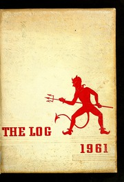 1961 Edition, Nichols High School - Log Yearbook (Oxford, NC)
