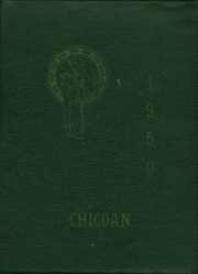 1950 Edition, Chicod High School - Chicoan Yearbook (Greenville, NC)