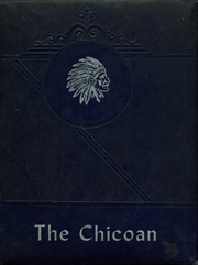 1954 Edition, Chicod High School - Chicoan Yearbook (Greenville, NC)