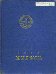 1949 Edition, Summerfield High School - Bugle Notes Yearbook (Summerfield, NC)