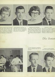 Page 16, 1960 Edition, Summerfield High School - Bugle Notes Yearbook (Summerfield, NC) online yearbook collection