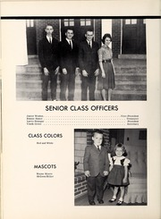 Page 12, 1962 Edition, West Yadkin High School - Whispering Pines Yearbook (Hamptonville, NC) online yearbook collection