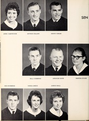 Page 14, 1962 Edition, West Yadkin High School - Whispering Pines Yearbook (Hamptonville, NC) online yearbook collection