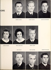 Page 15, 1962 Edition, West Yadkin High School - Whispering Pines Yearbook (Hamptonville, NC) online yearbook collection