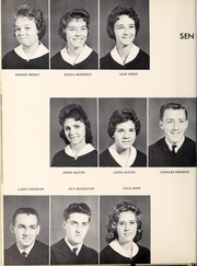Page 16, 1962 Edition, West Yadkin High School - Whispering Pines Yearbook (Hamptonville, NC) online yearbook collection