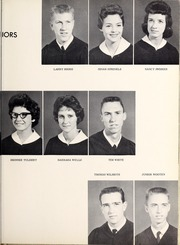 Page 17, 1962 Edition, West Yadkin High School - Whispering Pines Yearbook (Hamptonville, NC) online yearbook collection