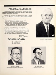 Page 9, 1962 Edition, West Yadkin High School - Whispering Pines Yearbook (Hamptonville, NC) online yearbook collection