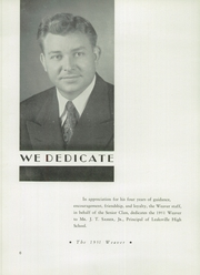 Page 10, 1951 Edition, Leaksville High School - Weaver Yearbook (Leaksville, NC) online yearbook collection