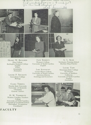 Page 15, 1951 Edition, Leaksville High School - Weaver Yearbook (Leaksville, NC) online yearbook collection