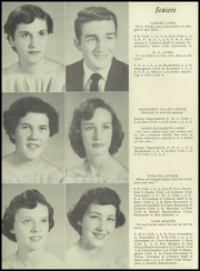 Page 16, 1955 Edition, Farmer High School - Far Echoes Yearbook (Asheboro, NC) online yearbook collection
