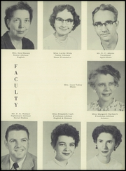 Page 9, 1955 Edition, Farmer High School - Far Echoes Yearbook (Asheboro, NC) online yearbook collection