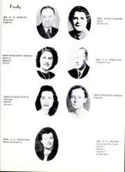 Page 11, 1950 Edition, Mayodan High School - Anchor Yearbook (Mayodan, NC) online yearbook collection