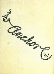 Page 1, 1951 Edition, Mayodan High School - Anchor Yearbook (Mayodan, NC) online yearbook collection