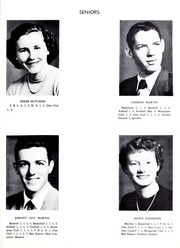 Page 15, 1951 Edition, Mayodan High School - Anchor Yearbook (Mayodan, NC) online yearbook collection