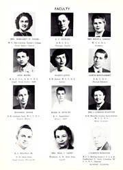 Page 8, 1951 Edition, Mayodan High School - Anchor Yearbook (Mayodan, NC) online yearbook collection