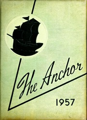1957 Edition, Mayodan High School - Anchor Yearbook (Mayodan, NC)