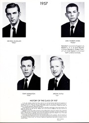 Page 15, 1957 Edition, Mayodan High School - Anchor Yearbook (Mayodan, NC) online yearbook collection
