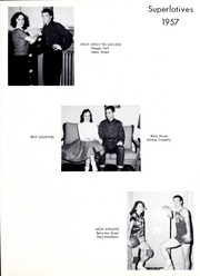 Page 17, 1957 Edition, Mayodan High School - Anchor Yearbook (Mayodan, NC) online yearbook collection