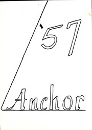Page 5, 1957 Edition, Mayodan High School - Anchor Yearbook (Mayodan, NC) online yearbook collection